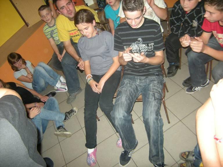 Przeglądasz: Wyjazd integracyjny dzieci i młodzieży 1-2.10.2010 r. do Międzyzdroii z parafii Trzebicz