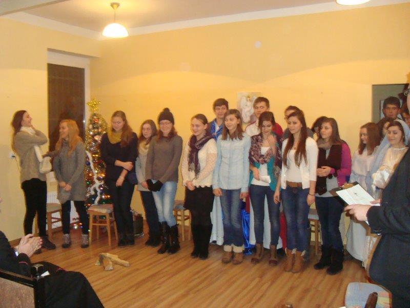 Przeglądasz: Spotkanie opłatkowe w klubie 'Arka' 2013